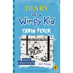 Diary of a Wimpy Kid - Cabin Fever, Jeff Kinney