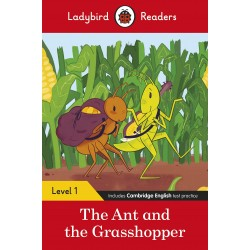 Level 1 The Ant and the Grasshopper
