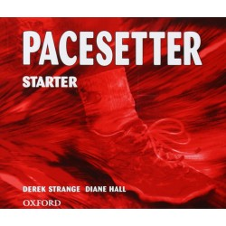 Pacesetter Starter Audio CDs