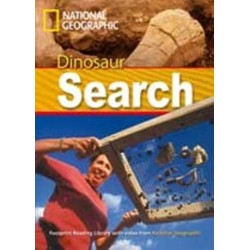 Level A2 Dinosaur Search + DVD