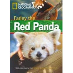 Level A2 Farley the Red Panda + DVD