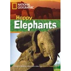 Level A2 Happy Elephants + DVD