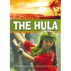 Level A2 The Story of the Hula + DVD