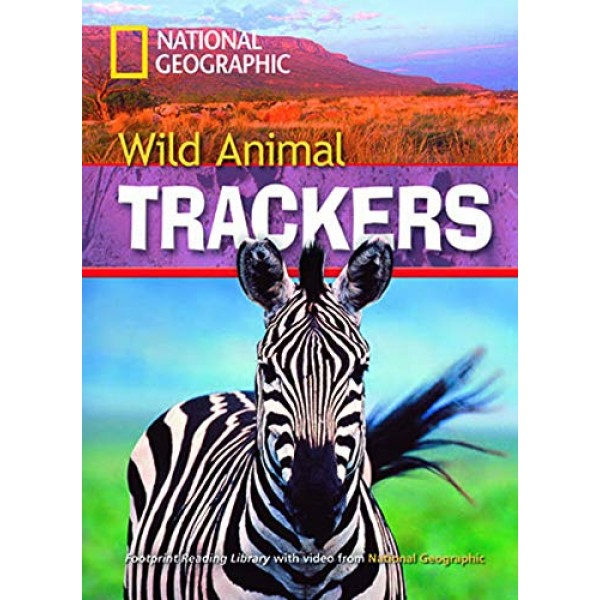 Level A2 Wild Animal Trackers + DVD