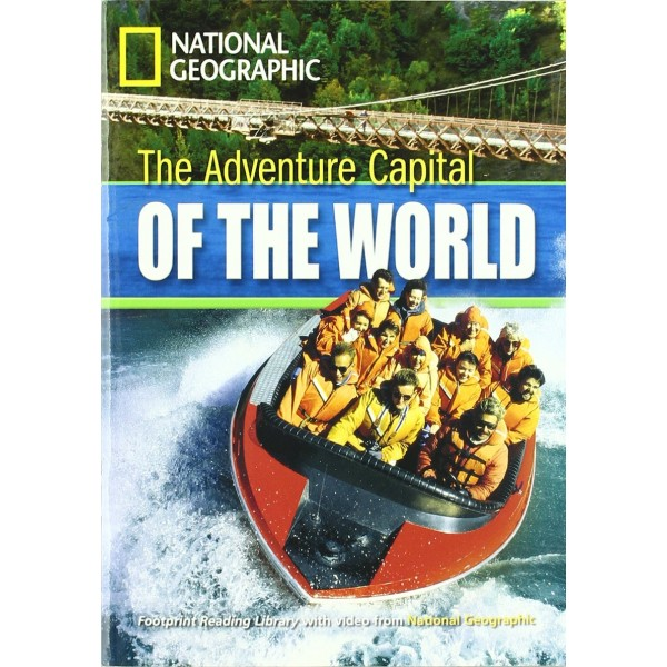 Level B1 The Adventure Capital of the World + DVD