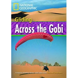 Level B1 Gliding Across the Gobi + DVD