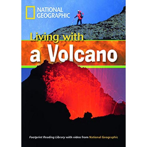 Level B1 Living With a Volcano + DVD