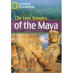 Level B1 The Lost Temples of the Maya + DVD