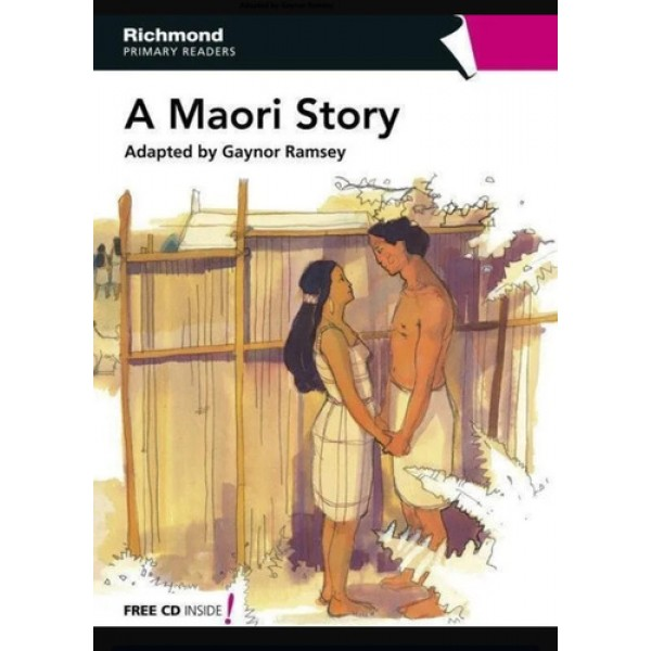 Level 6 A Maori Story + Audio CD