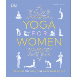 Yoga for Women: Wellness and Vitality at Every Stage of Life (Hardcover)
