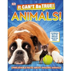 It Can't Be True! Animals! (Hardcover)