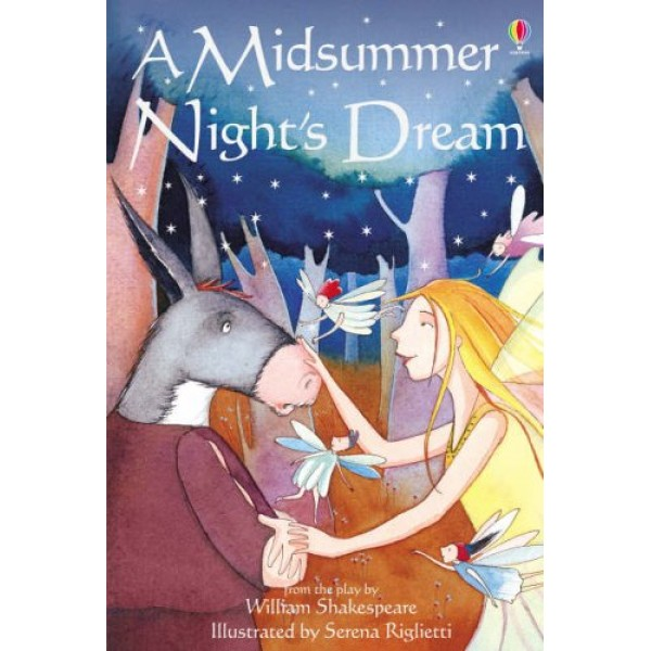 Young Level 2 A Midsummer Night's Dream (Hardcover)