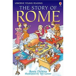 Young Level 2 The Story of Rome (Hardcover)