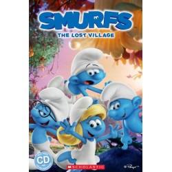 Level 3 Smurfs: The Lost Village + Audio CD