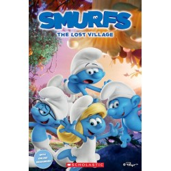 Level 3 Smurfs: The Lost Village