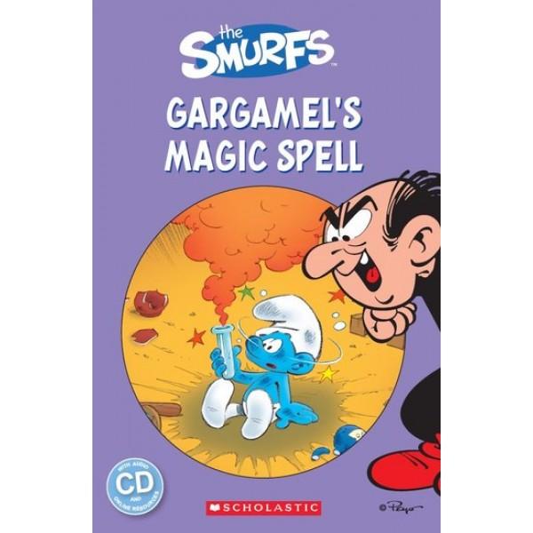 Level 1 The Smurfs: Gargamel's Magic Spell + Audio CD
