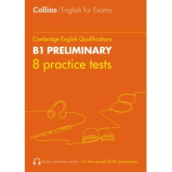 Collins Cambridge English – Practice Tests for B1 Preliminary (PET)