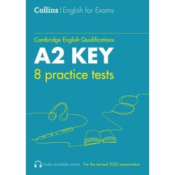 Collins Cambridge English - Practice Tests for A2 Key  (KET)
