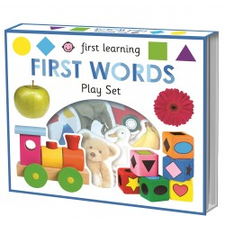 First Learning Play Set First Words