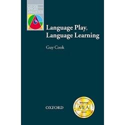 Language Play, Language Learning, Guy Cook