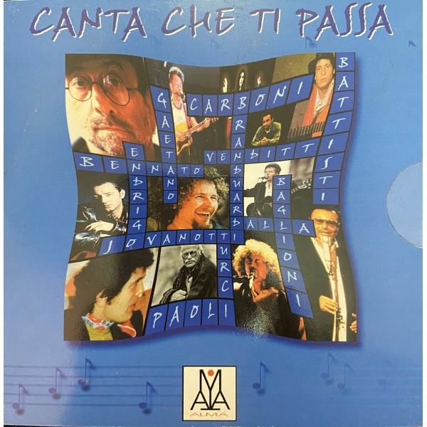 Canta Che Ti Passa  Audio CD, Giuliana Trama