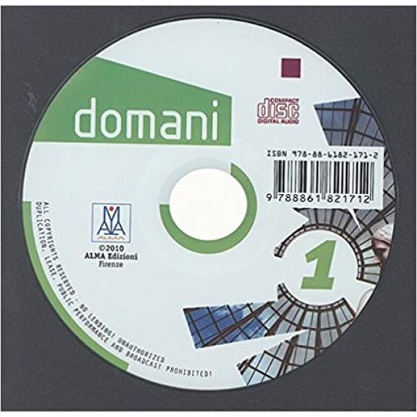Domani 1 - Audio CD