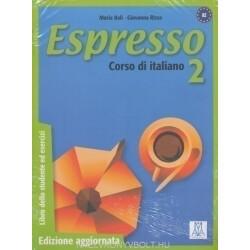 Espresso 2 Edizione aggiornata - Libro dello studente ed esercizi + Audio CD (A2)