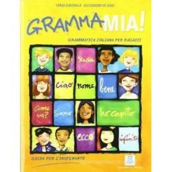 GrammaMia! - Guida per l'insegnante + Audio CD