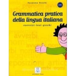 Grammatica pratica della lingua italiana A1/B2, Susanna Nocchi