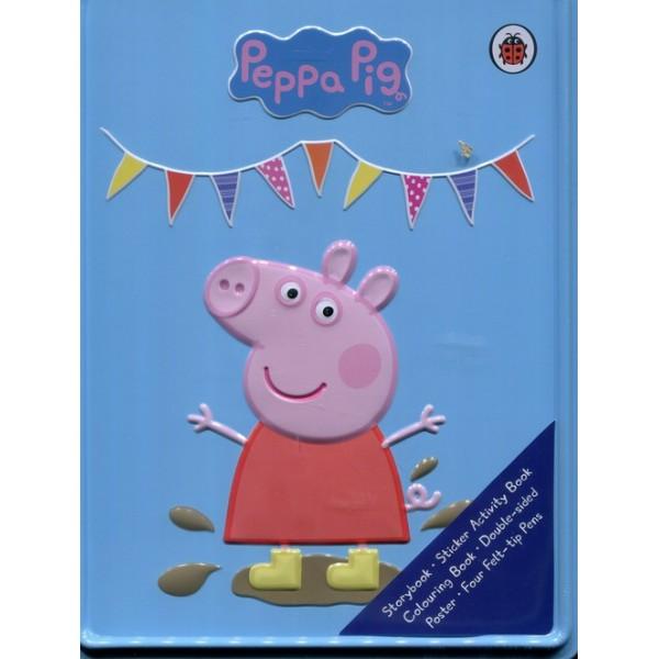 Peppa Pig Tin Box