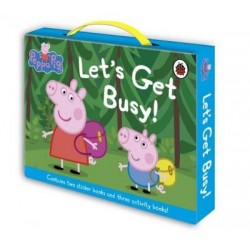 Peppa Pig Let's Get Busy Carry Case