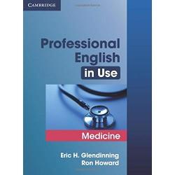 Professional English in Use Medicine, Eric Glendinning