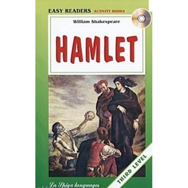 Level 3 - Hamlet + Audio CD, William Shakespeare