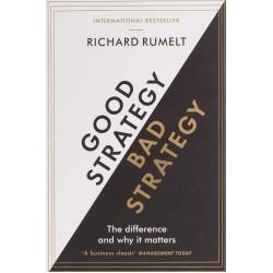 Good Strategy/Bad Strategy, Richard Rumelt