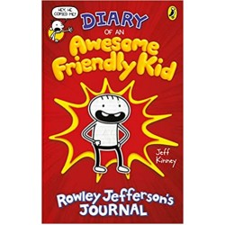 Diary of an Awesome Friendly Kid,  Jeff Kinney