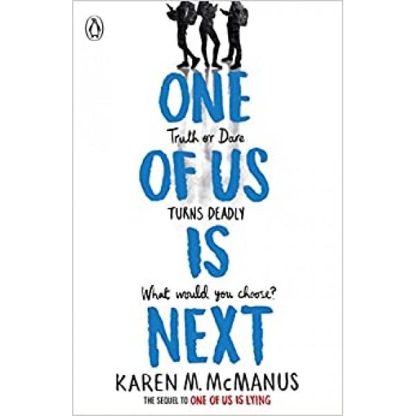 One Of Us Is Next, Karen McManus