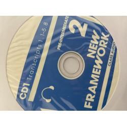 New Framework 2 Class Audio CDs