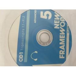 New Framework 5 Class Audio CDs