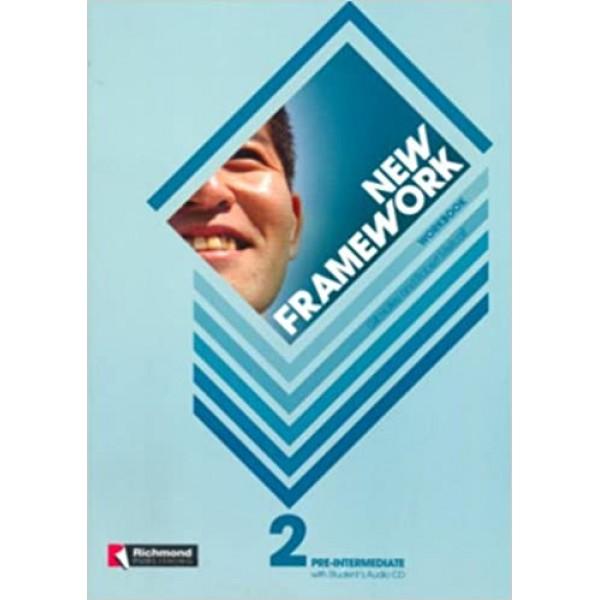 New Framework 2 Workbook & CD Pre-Intermediate