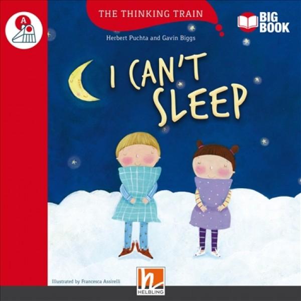 I Can't Sleep Big Book