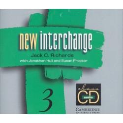New Interchange 3 Class CDs
