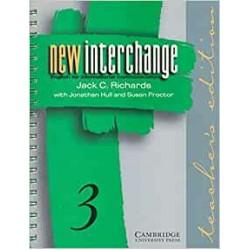 New Interchange 3 Teacher's book