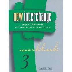 New Interchange 3 Workbook
