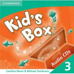 Kid's Box Level 3 Class Audio CDs (2)