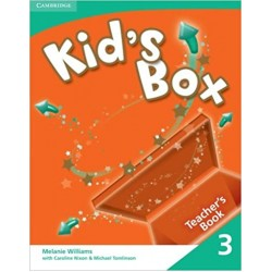Kid's Box Level 3 Teacher's Book