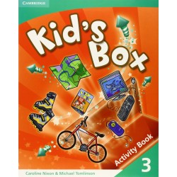 Kid's Box Level 3 Activity Book