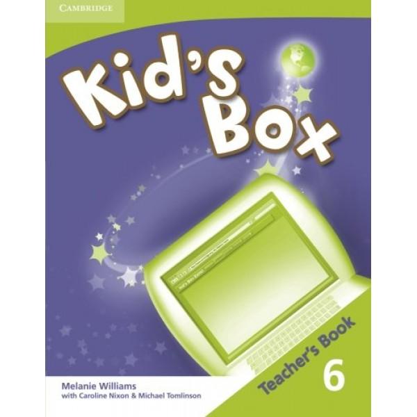 Kid's Box Level 6 Teacher's Book