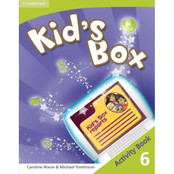Kid's Box Level 6 Activity Book