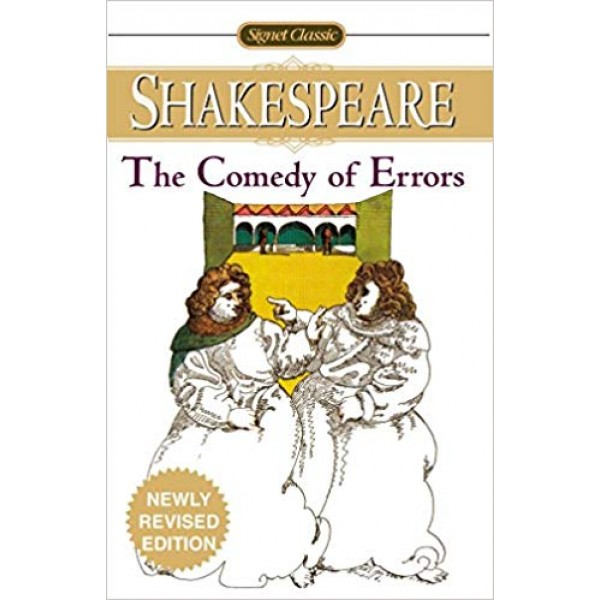 The Comedy of Errors, Shakespeare