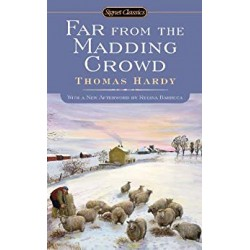 Far From the Madding Crowd, Hardy